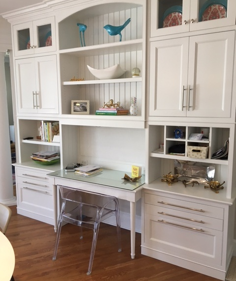 AFTER BUILT-INS